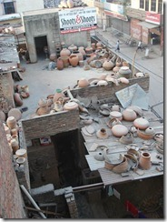 View of Giriraj Prasad's studio from Shayam Prasad's house