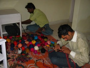 Sutopa Parrab workshop in Jaipur