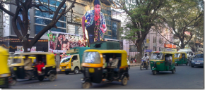 Bangalore–Going back to progress