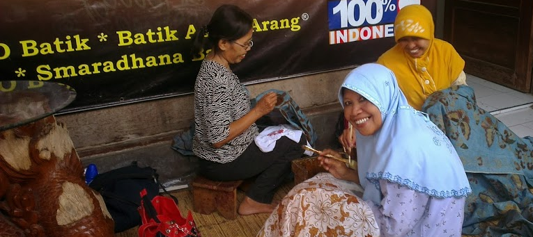 Dialog Batik, Central Java 2014