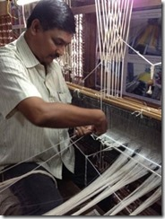 Learning to weave in Bangalore
